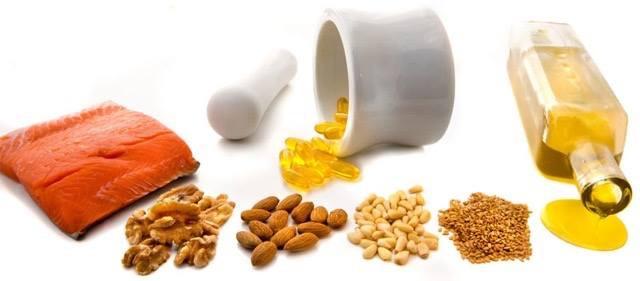 Mit Omega 3 kannst Du Körperfett schmelzen lassen