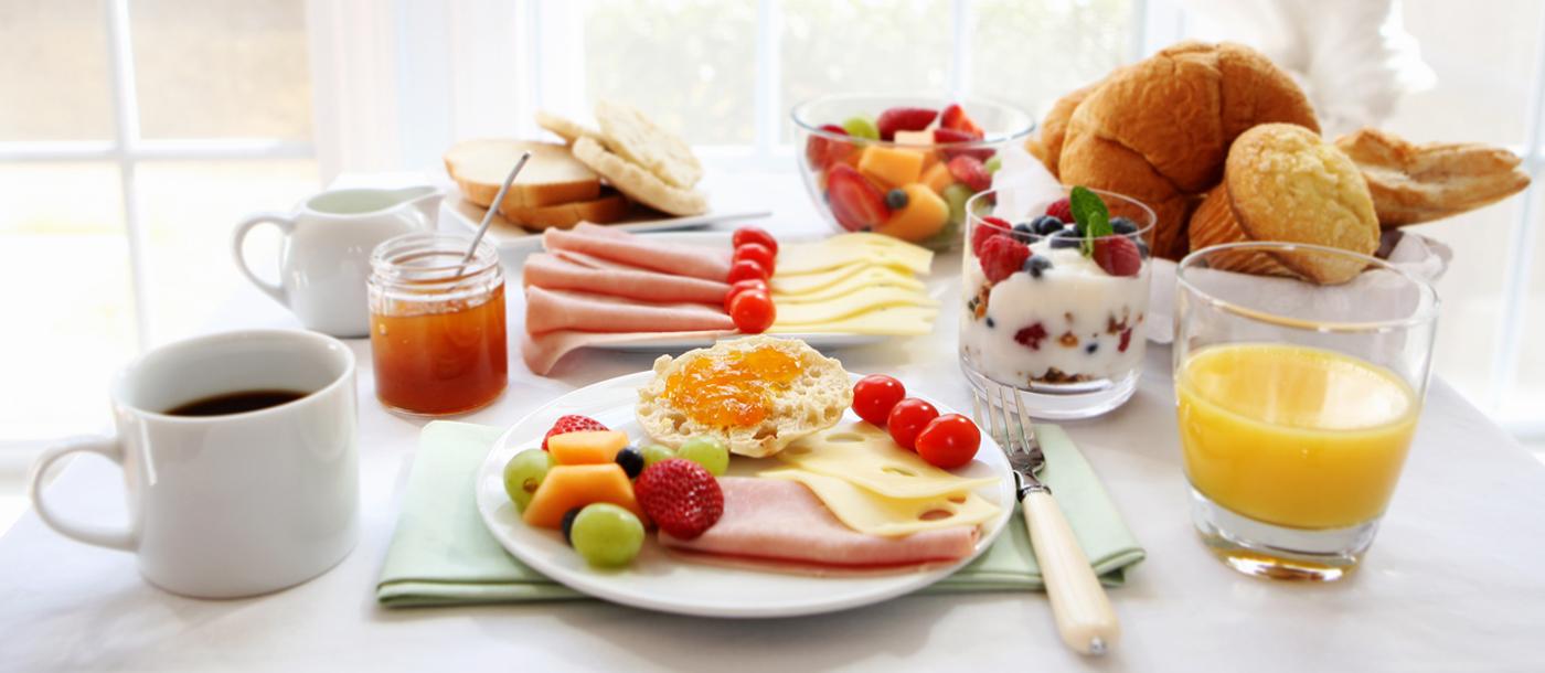 Hatten Sie heute ein gesundes Frühstück?